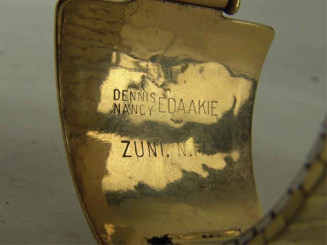 Zuni Watch Tips - Dennis/Nancy Edaakie - 8