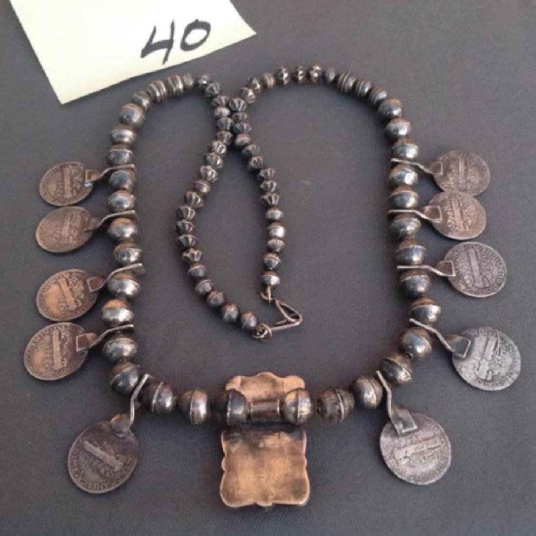 Navajo Necklace - 3