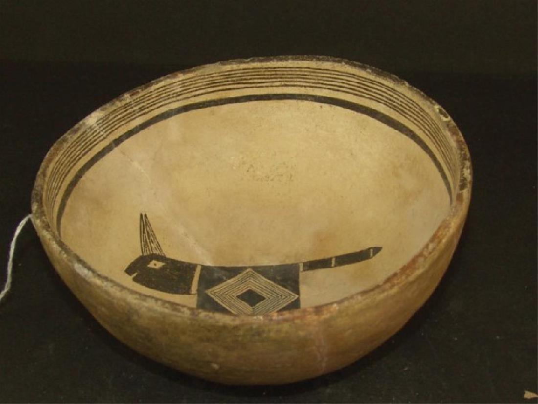 Mimbres Pottery Bowl - 2