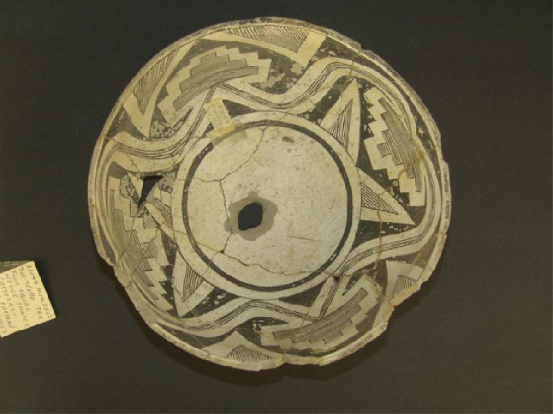 Mimbres Pottery Bowl - 2