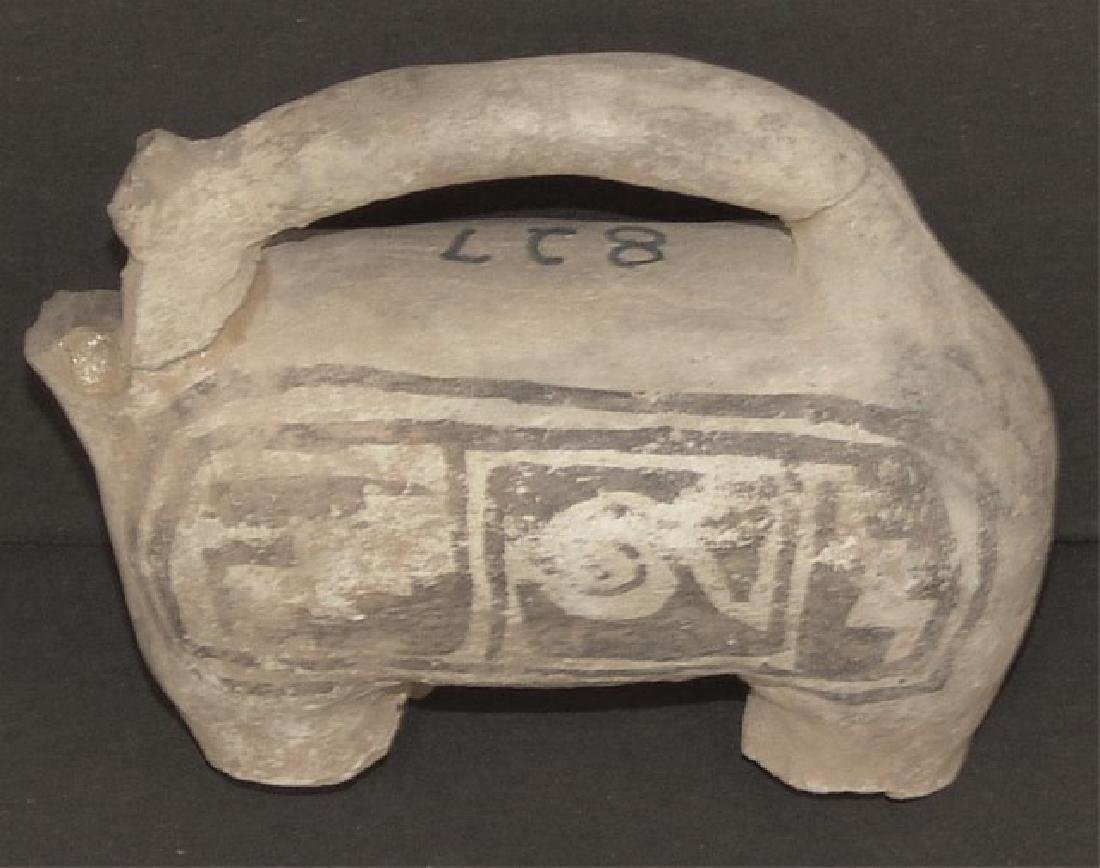 Mimbres Pottery Vessel