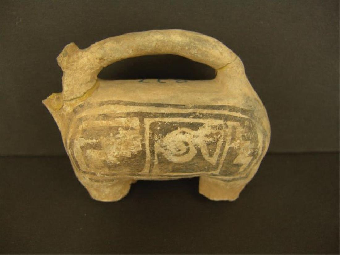 Mimbres Pottery Vessel - 2
