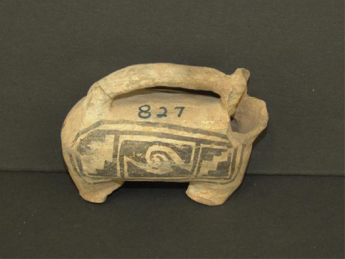 Mimbres Pottery Vessel - 4