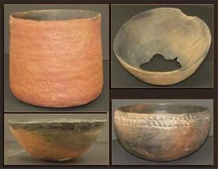 Anasazi Salado Mogollon Pottery