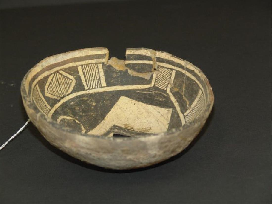Mimbres Pottery Bowls - 3