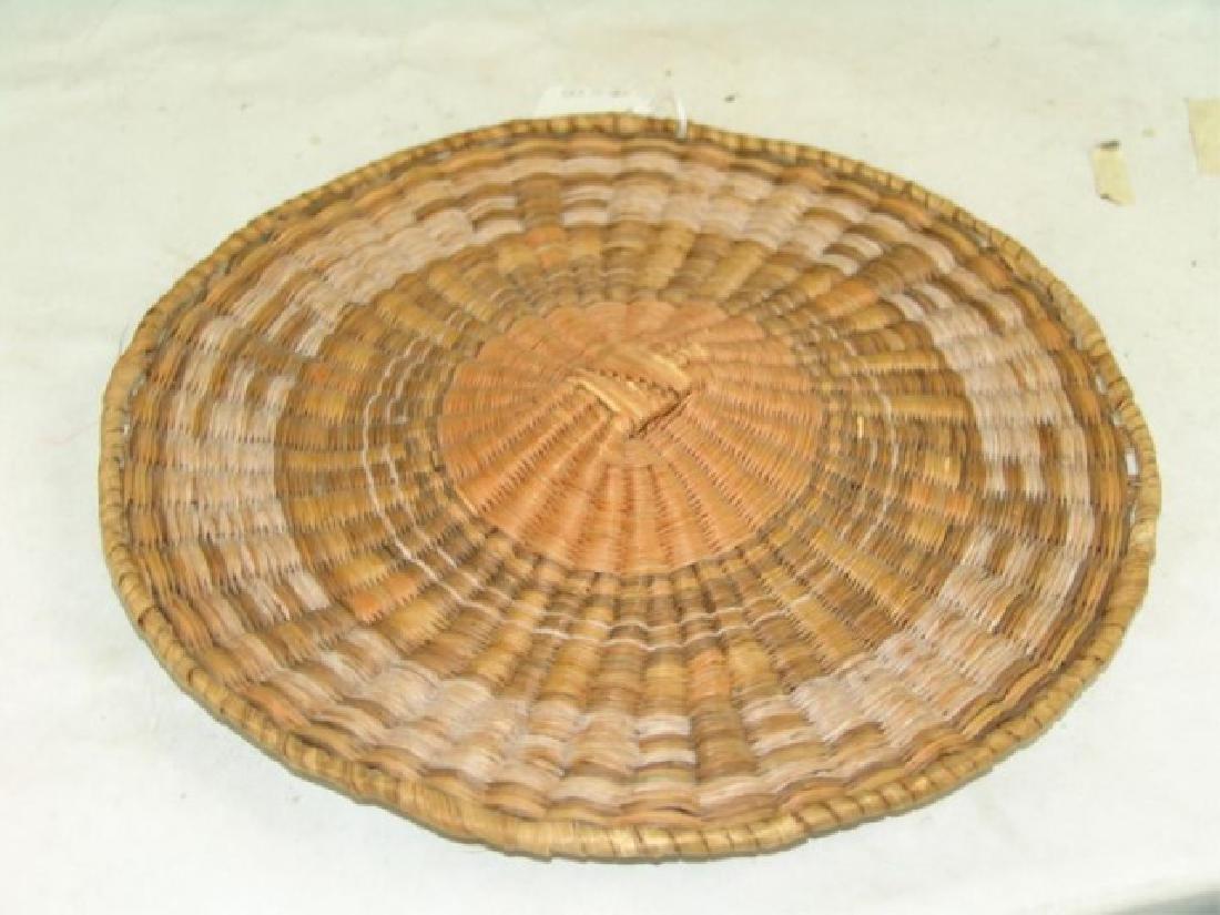 3 Hopi Baskets - 4