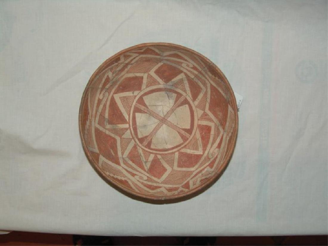 Mimbres Pottery Bowl - 5