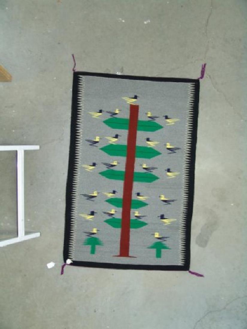 Navajo Rug/Weaving - Nellie Gray - 2