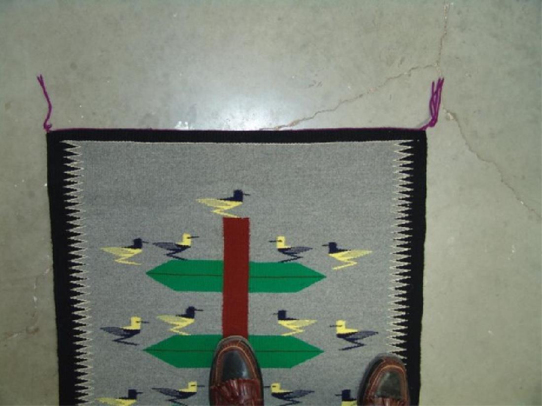 Navajo Rug/Weaving - Nellie Gray - 3