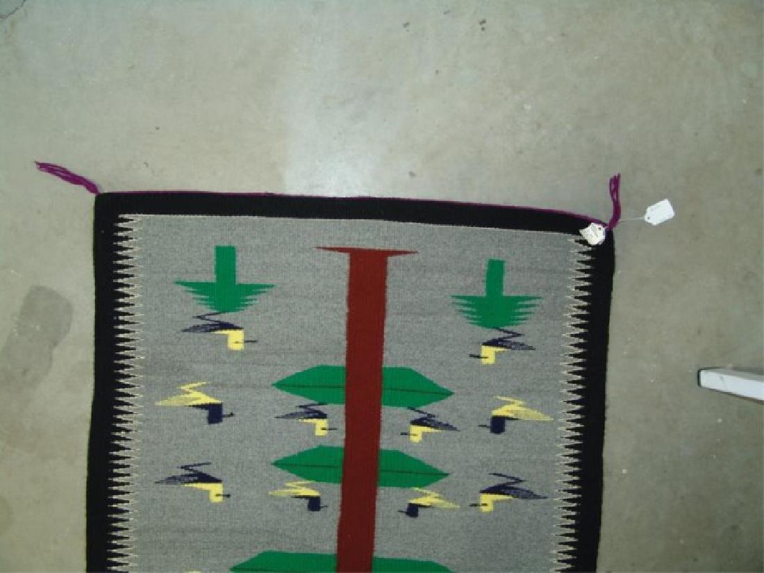 Navajo Rug/Weaving - Nellie Gray - 4