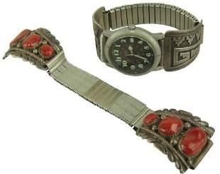 Navajo and Hopi Watchbands
