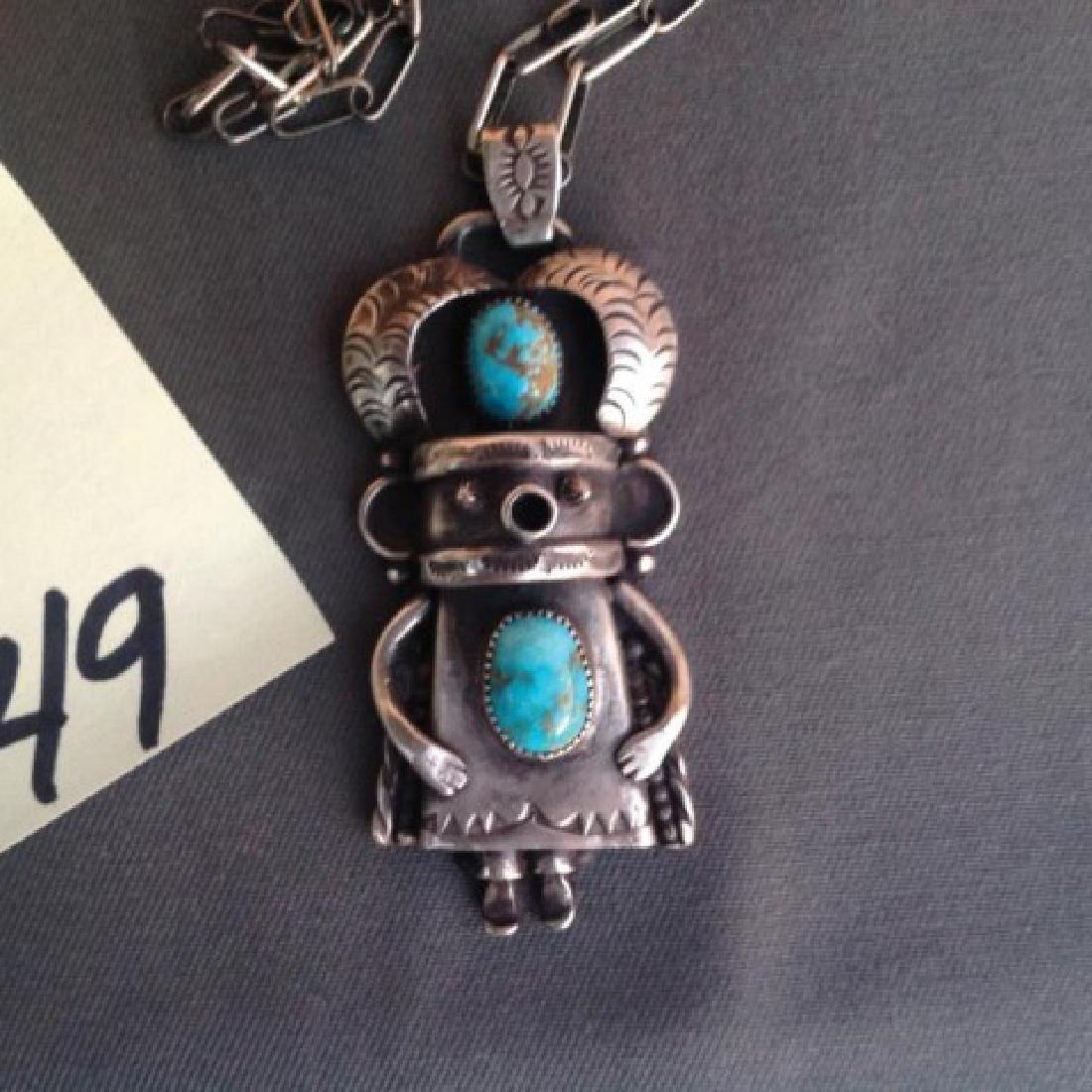 Navajo Pendant - 2