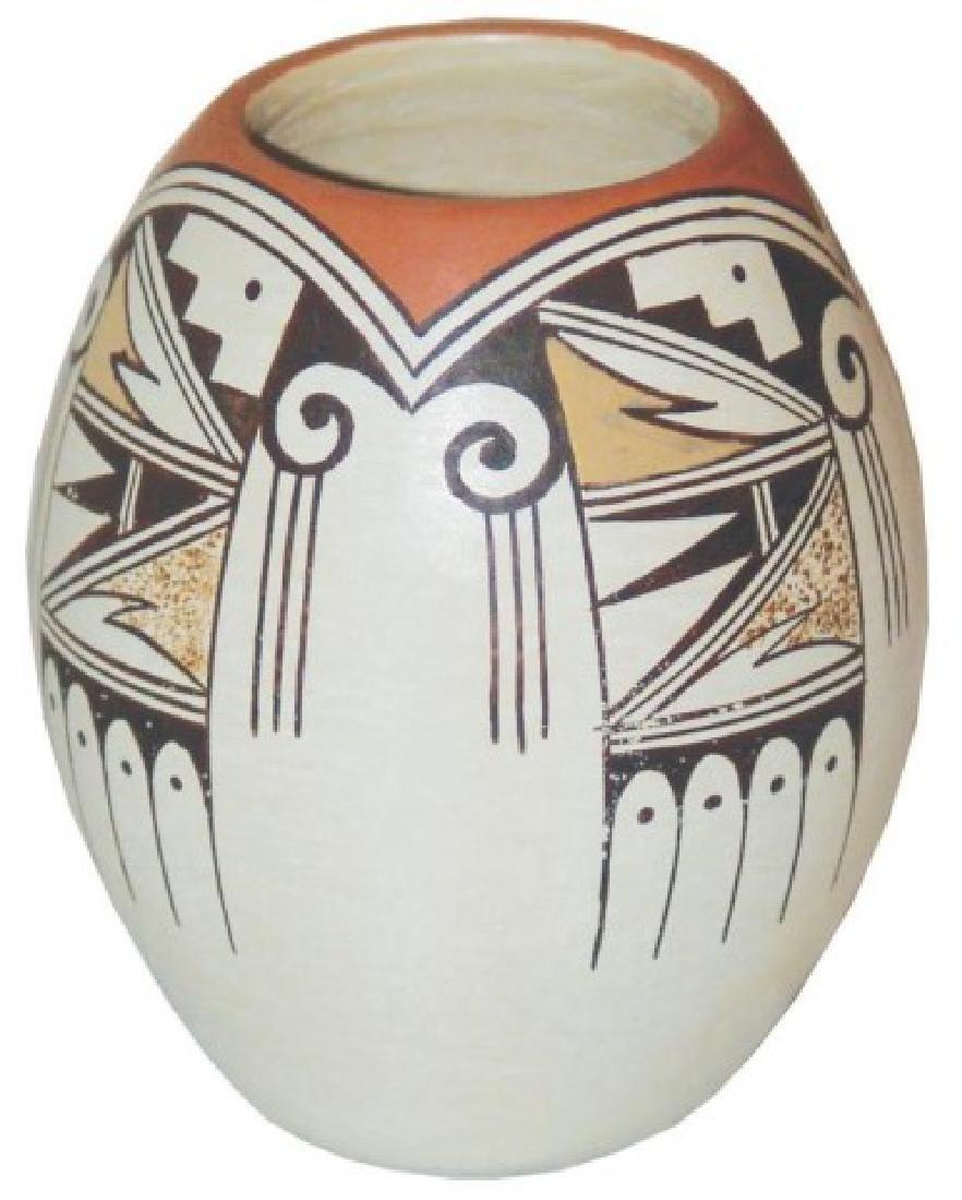 Hopi Pottery Jar - Earl Jackson