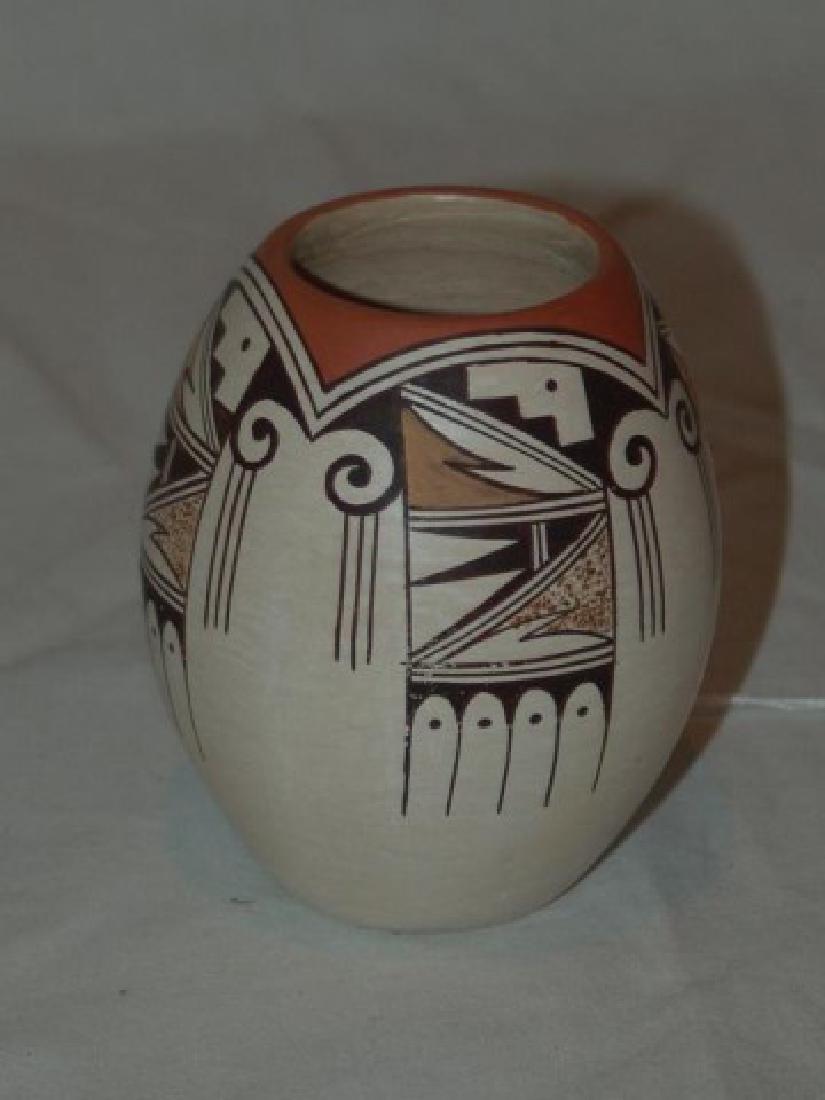 Hopi Pottery Jar - Earl Jackson - 2