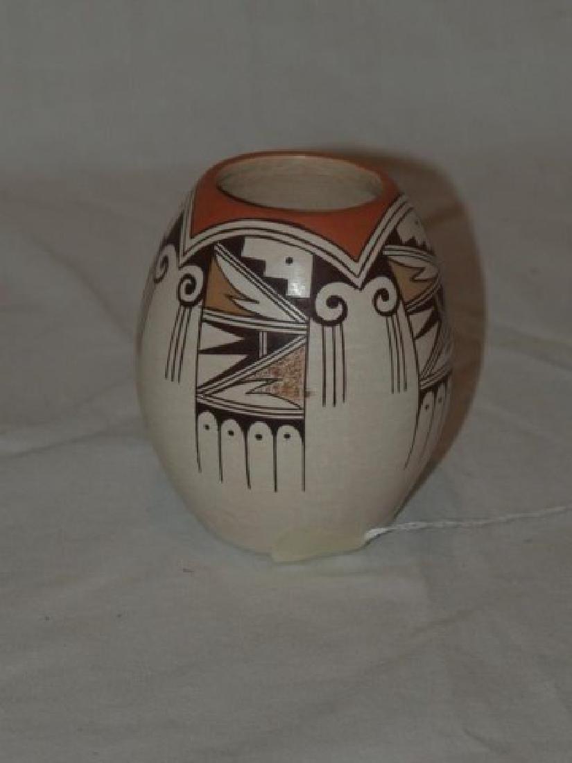 Hopi Pottery Jar - Earl Jackson - 3