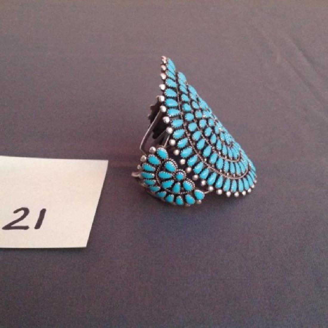 Zuni Bracelet - 2
