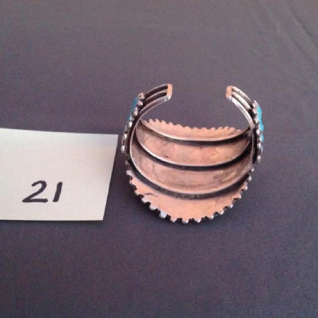 Zuni Bracelet - 3