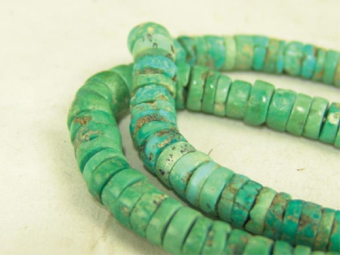 Pueblo Turquoise Necklace - 6