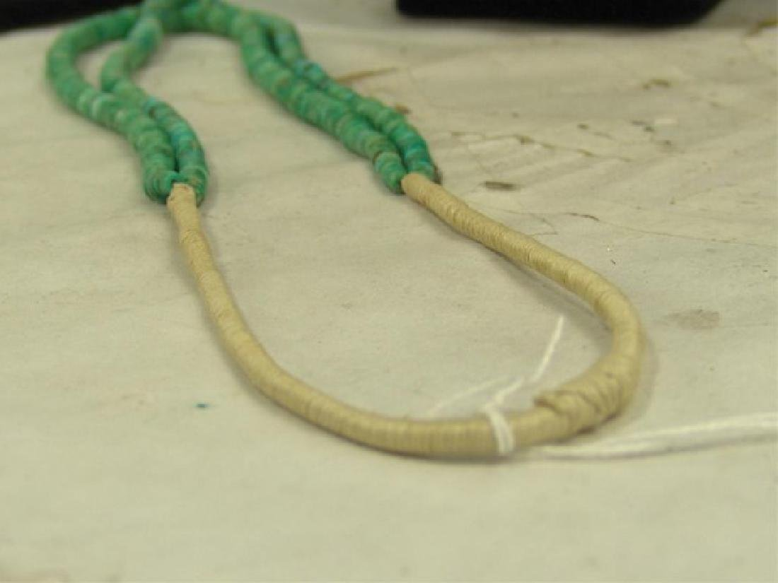 Pueblo Turquoise Necklace - 8