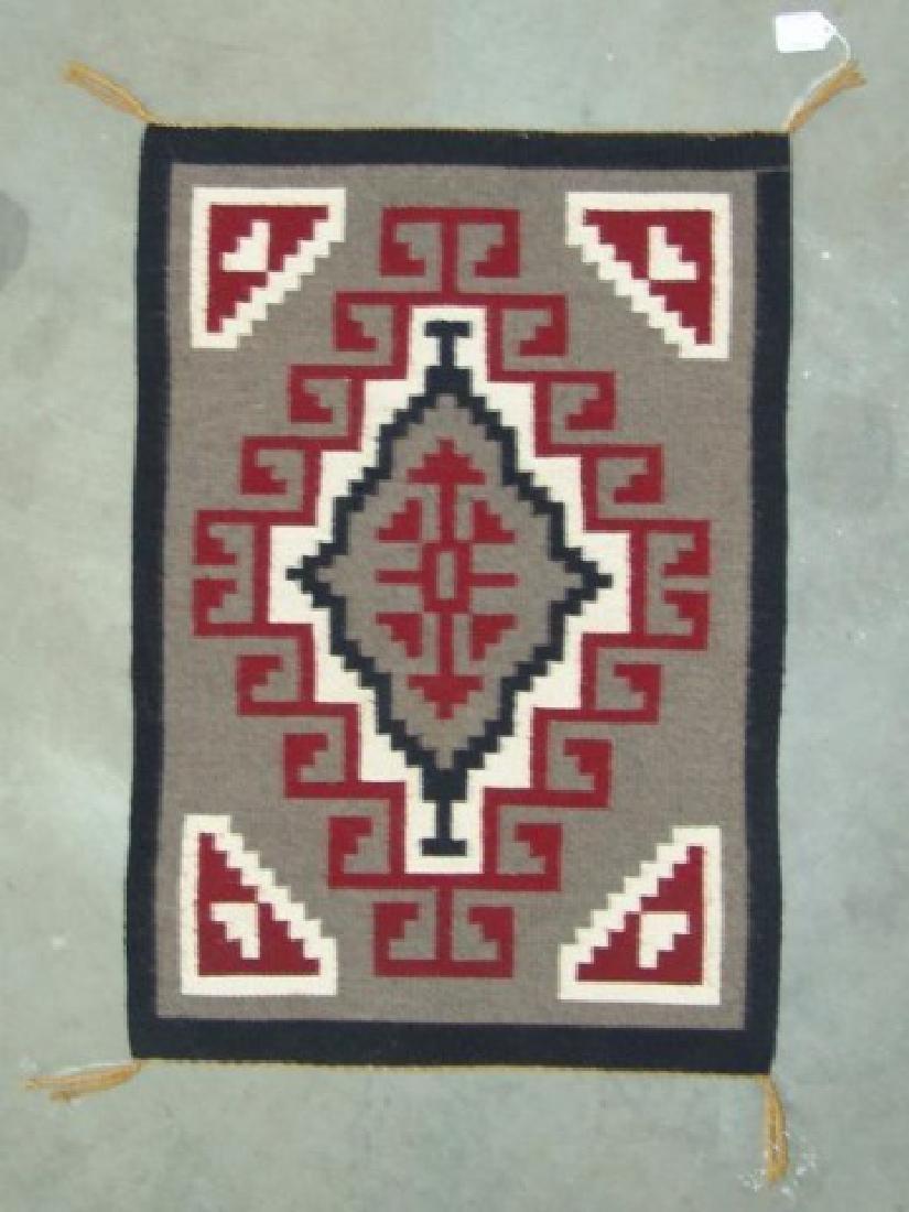Navajo Rug/Weaving - Mary M. Yazzie - 2