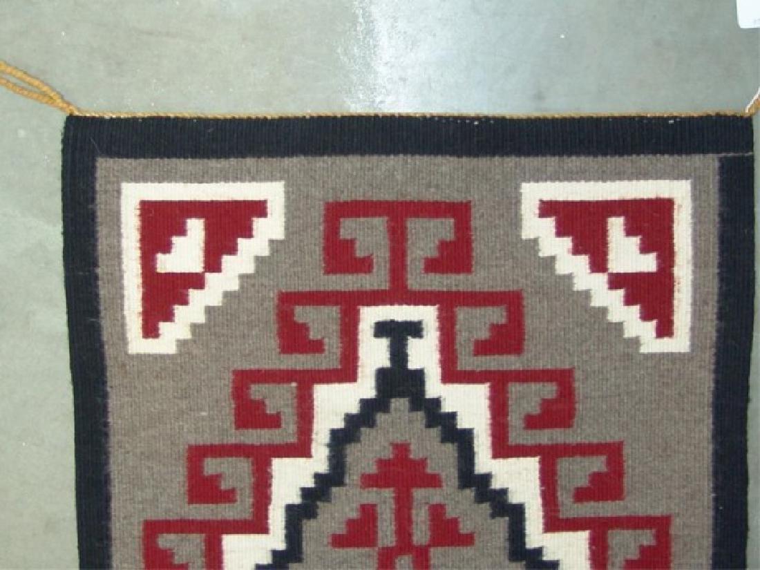 Navajo Rug/Weaving - Mary M. Yazzie - 3