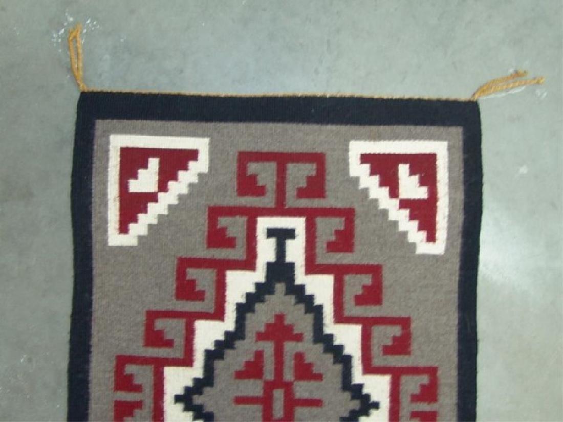 Navajo Rug/Weaving - Mary M. Yazzie - 4