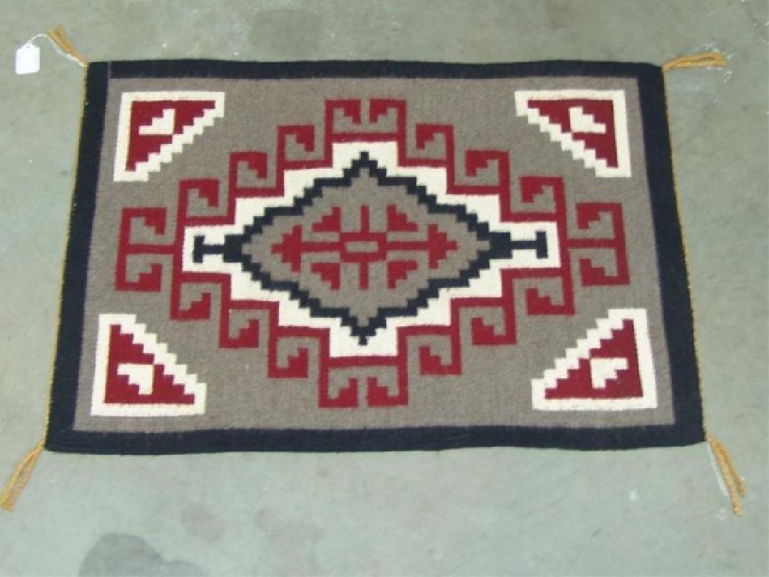 Navajo Rug/Weaving - Mary M. Yazzie - 5