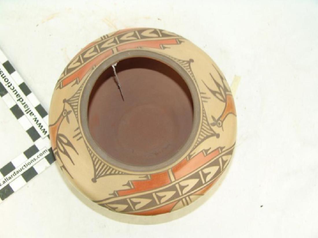 Zia Pottery Jar - Sofia Medina (1932-2010) - 8