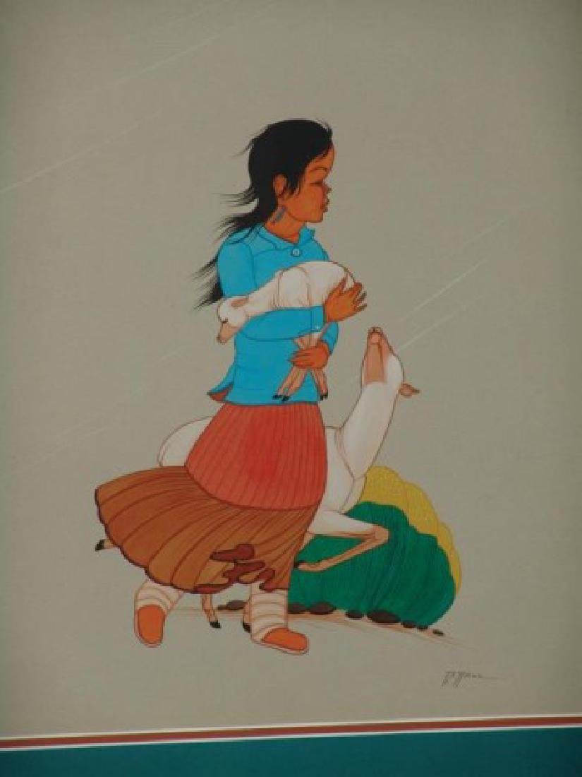 Beatien Yazz, Navajo (1928-2012) - 5