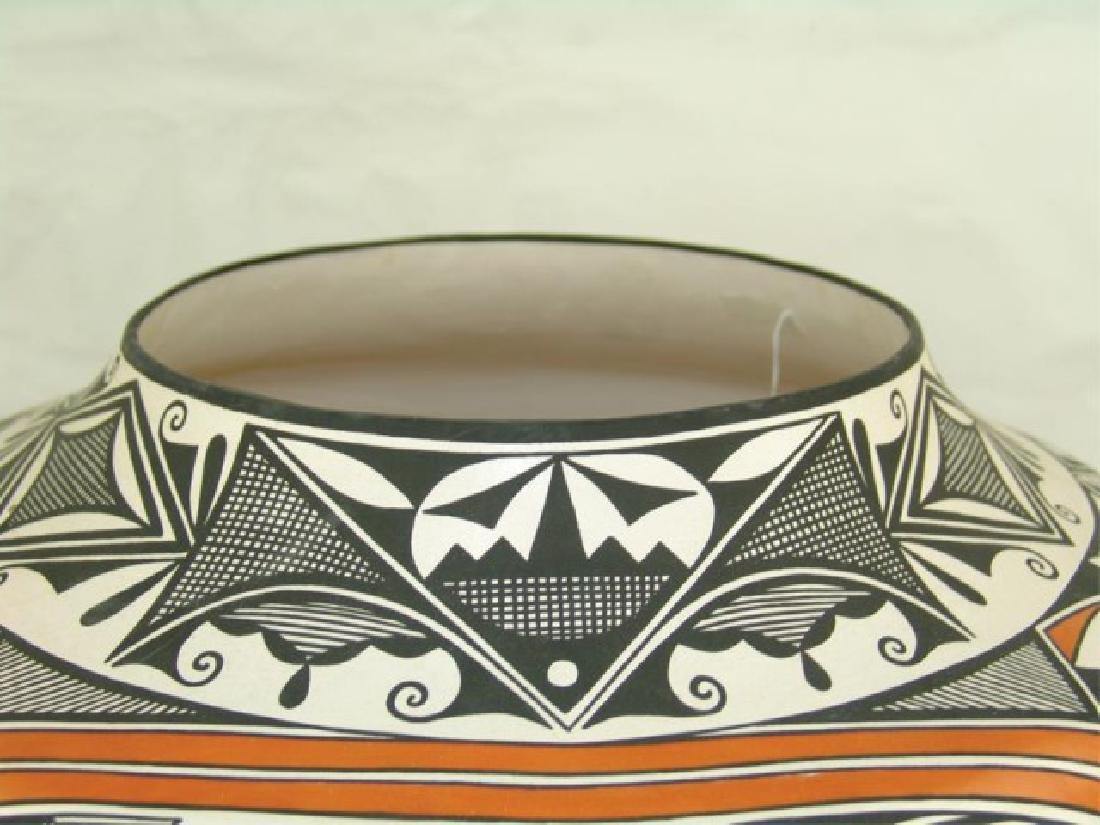 Huge Acoma Olla - Donna C. Chino - 6