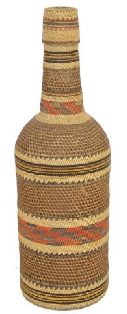 Makah Bottle Basket