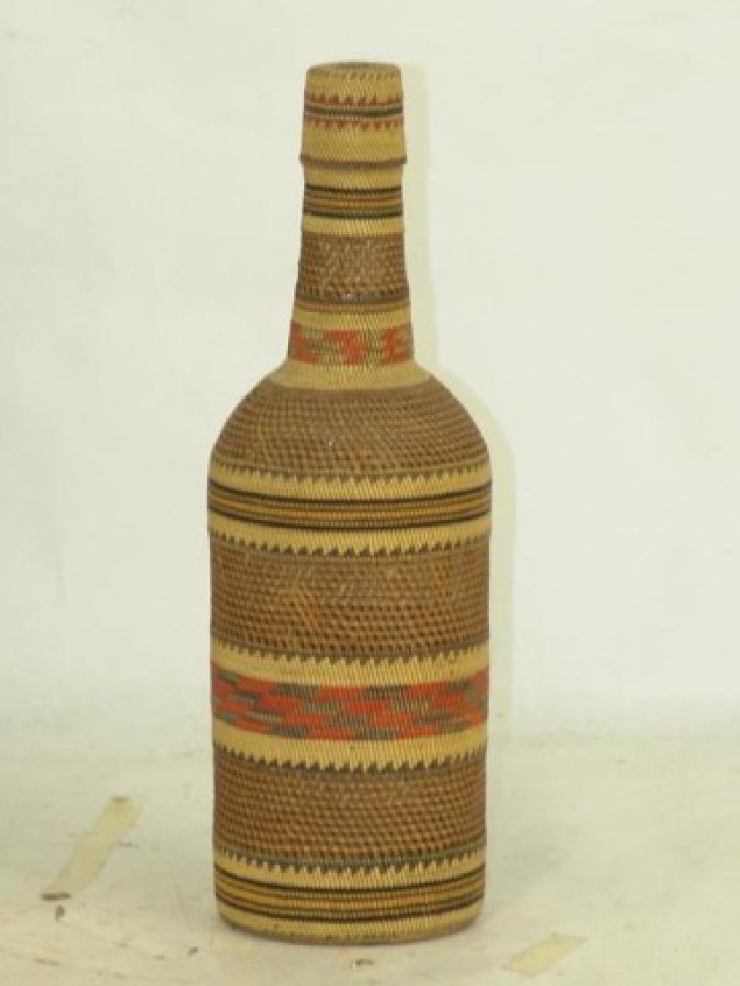 Makah Bottle Basket - 3