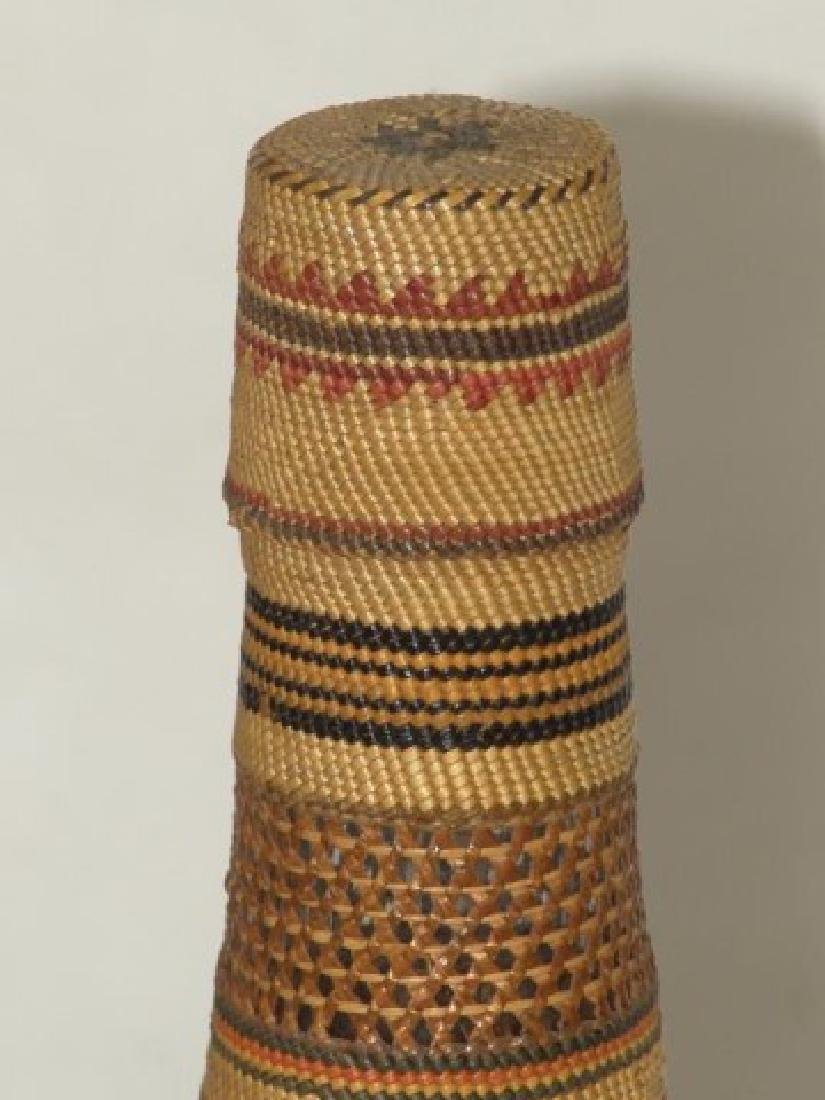 Makah Bottle Basket - 4