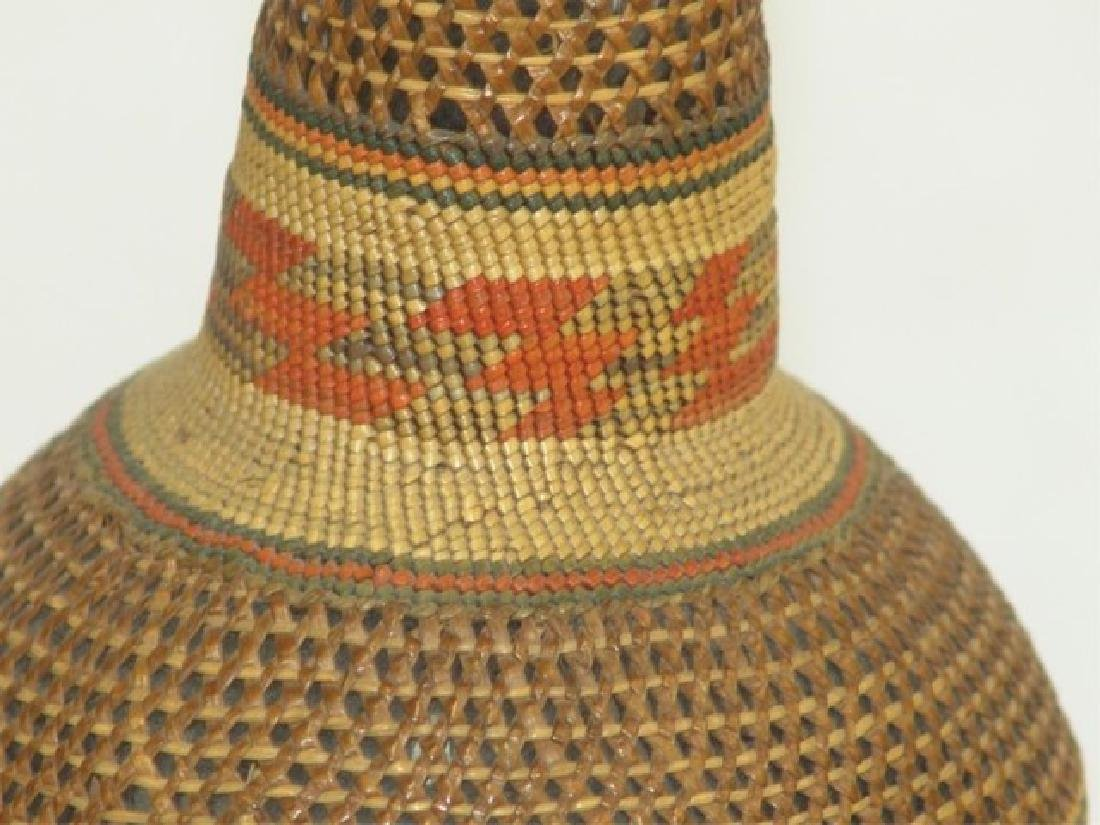 Makah Bottle Basket - 6