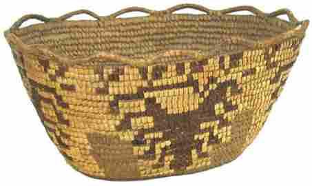 Salish Basket