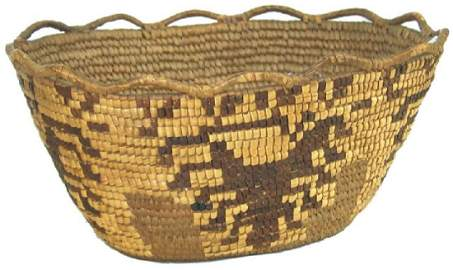 Salish Basket
