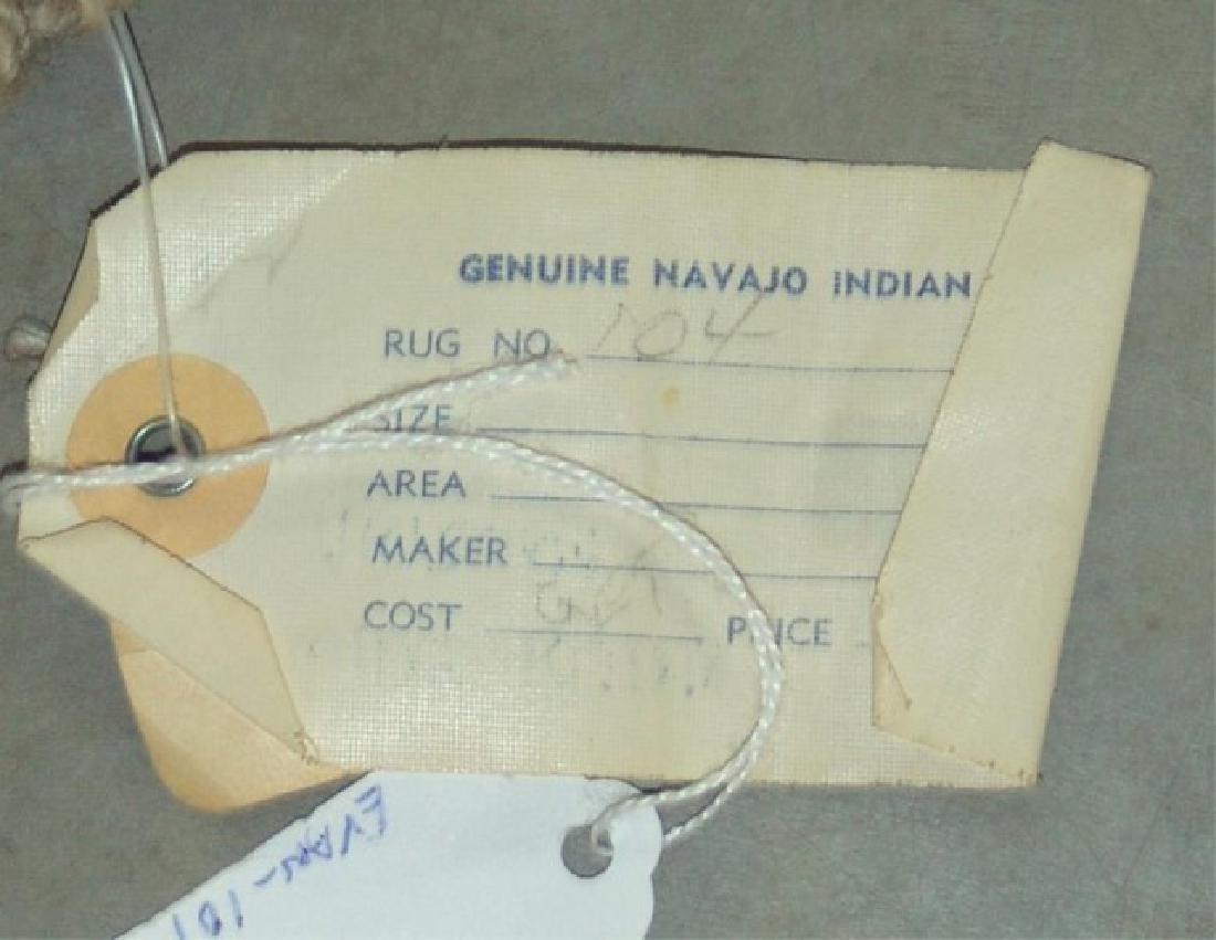 Navajo Rug/Weaving - 7