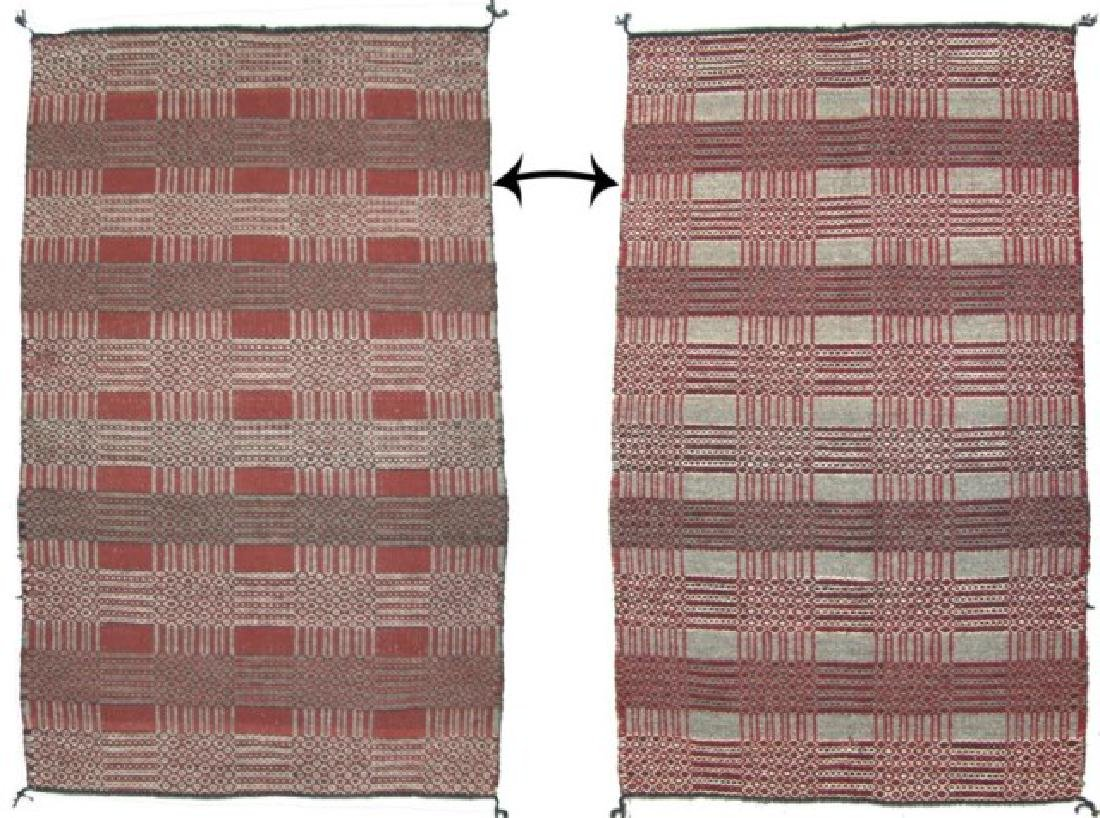 Navajo 2-sided Rug/Weaving