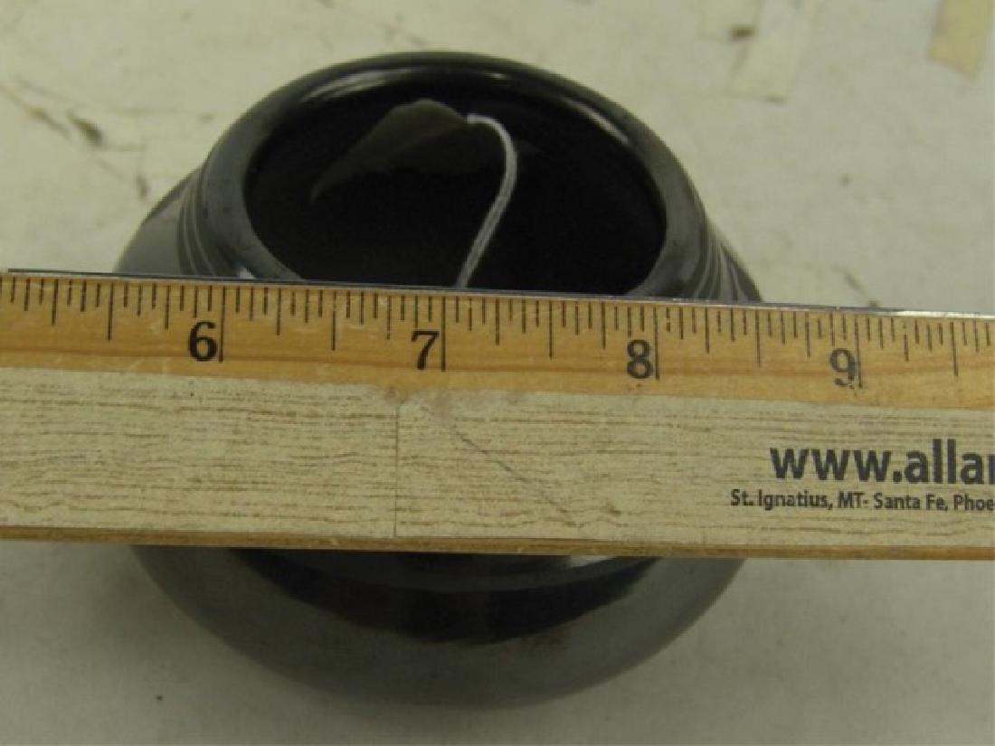 San Ildefonso Pottery Jar - Maria / Popovi - 3