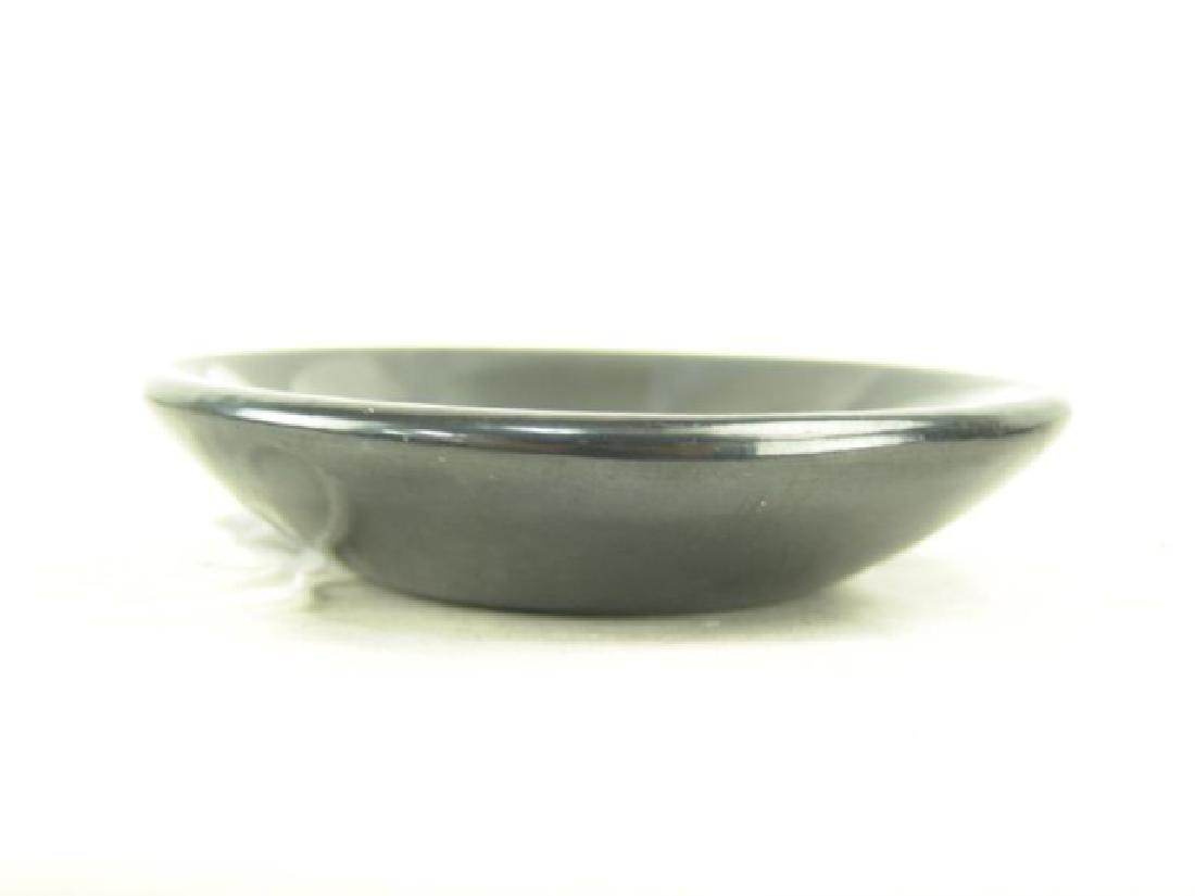 San Ildefonso Plate - Maria Martinez (1887-1980) - 8