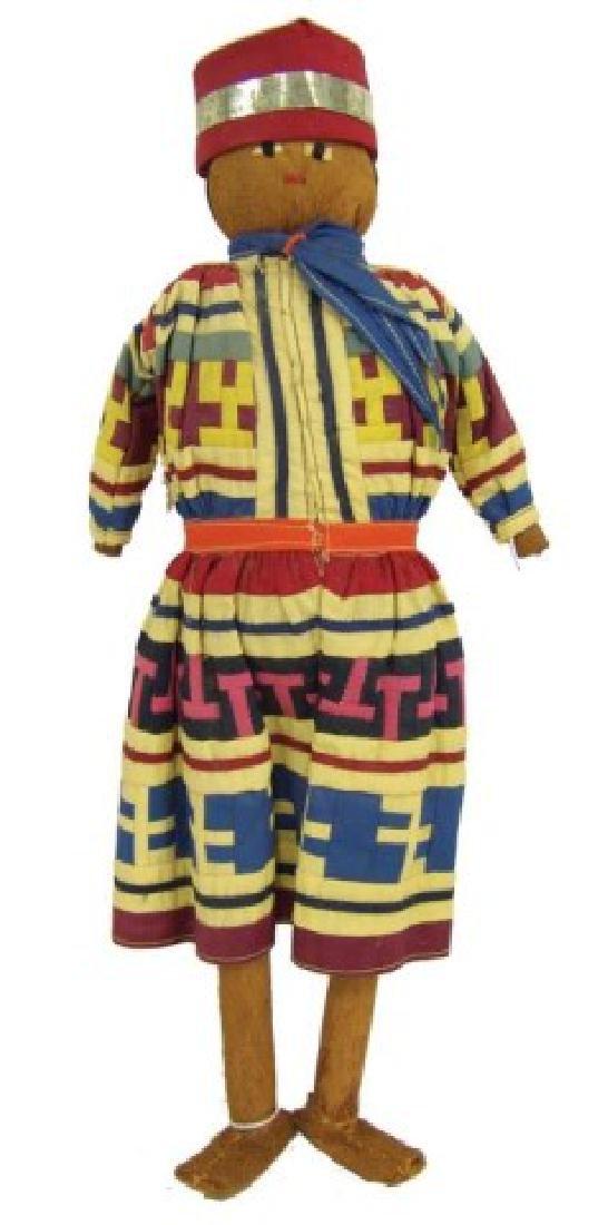 Seminole Male Doll