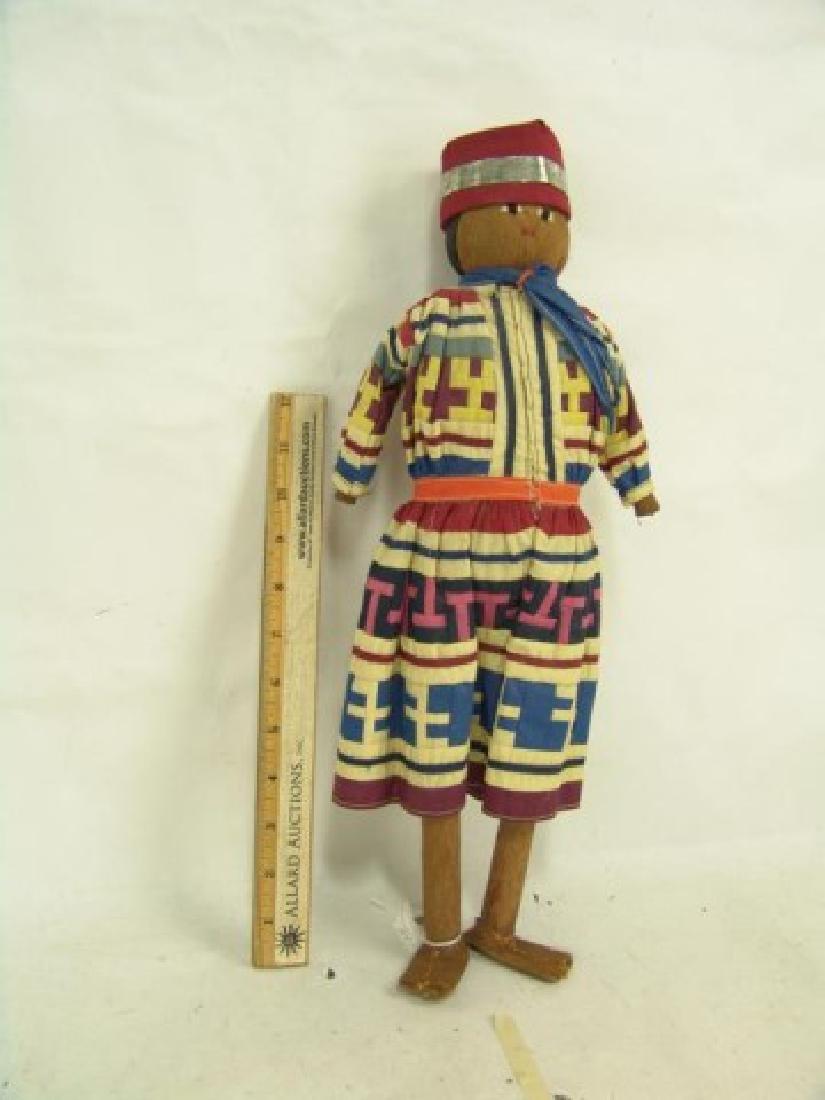 Seminole Male Doll - 3