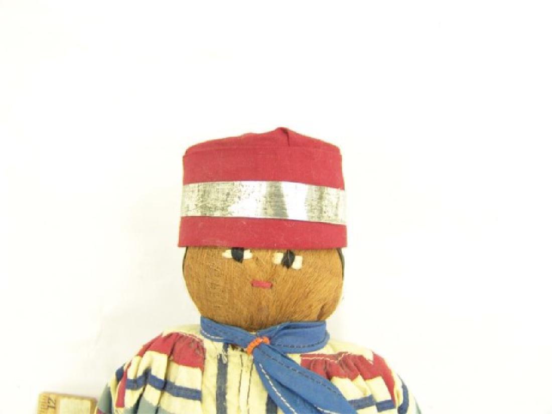 Seminole Male Doll - 4