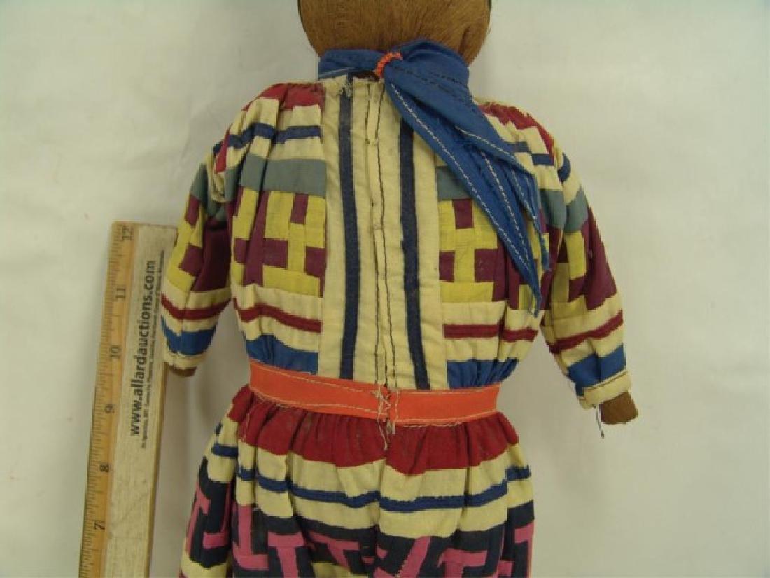 Seminole Male Doll - 5