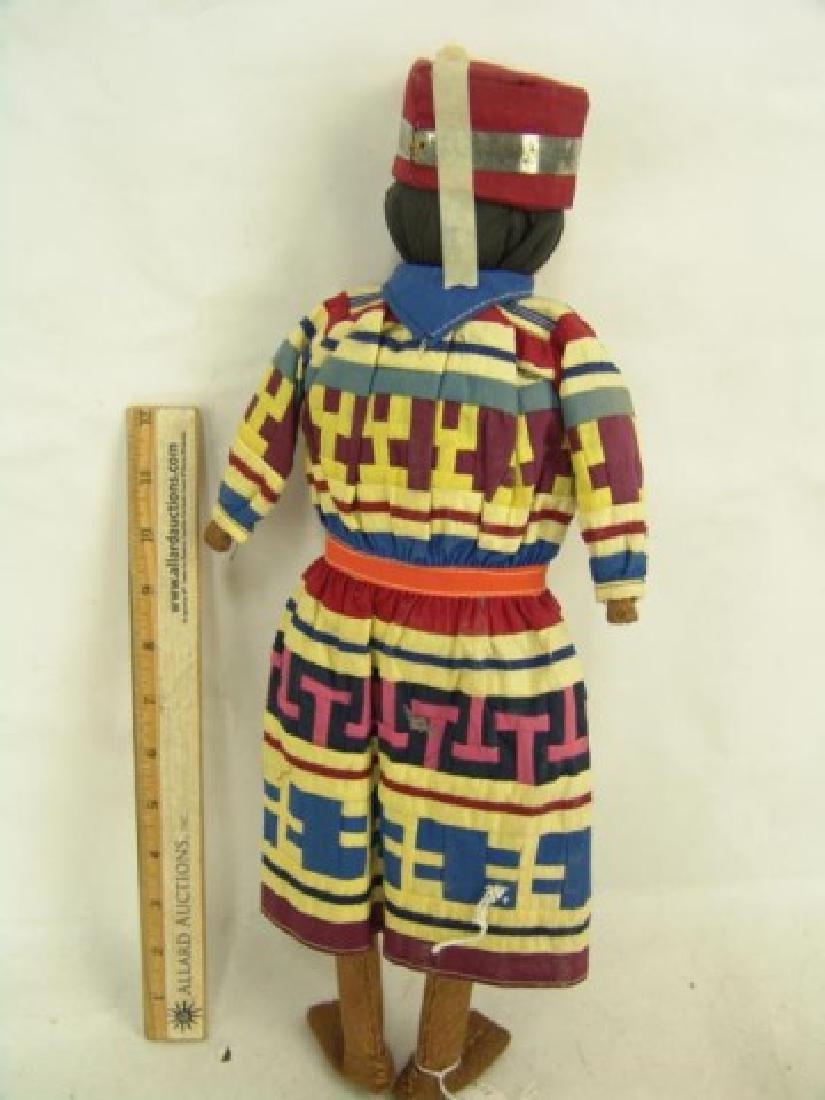 Seminole Male Doll - 7