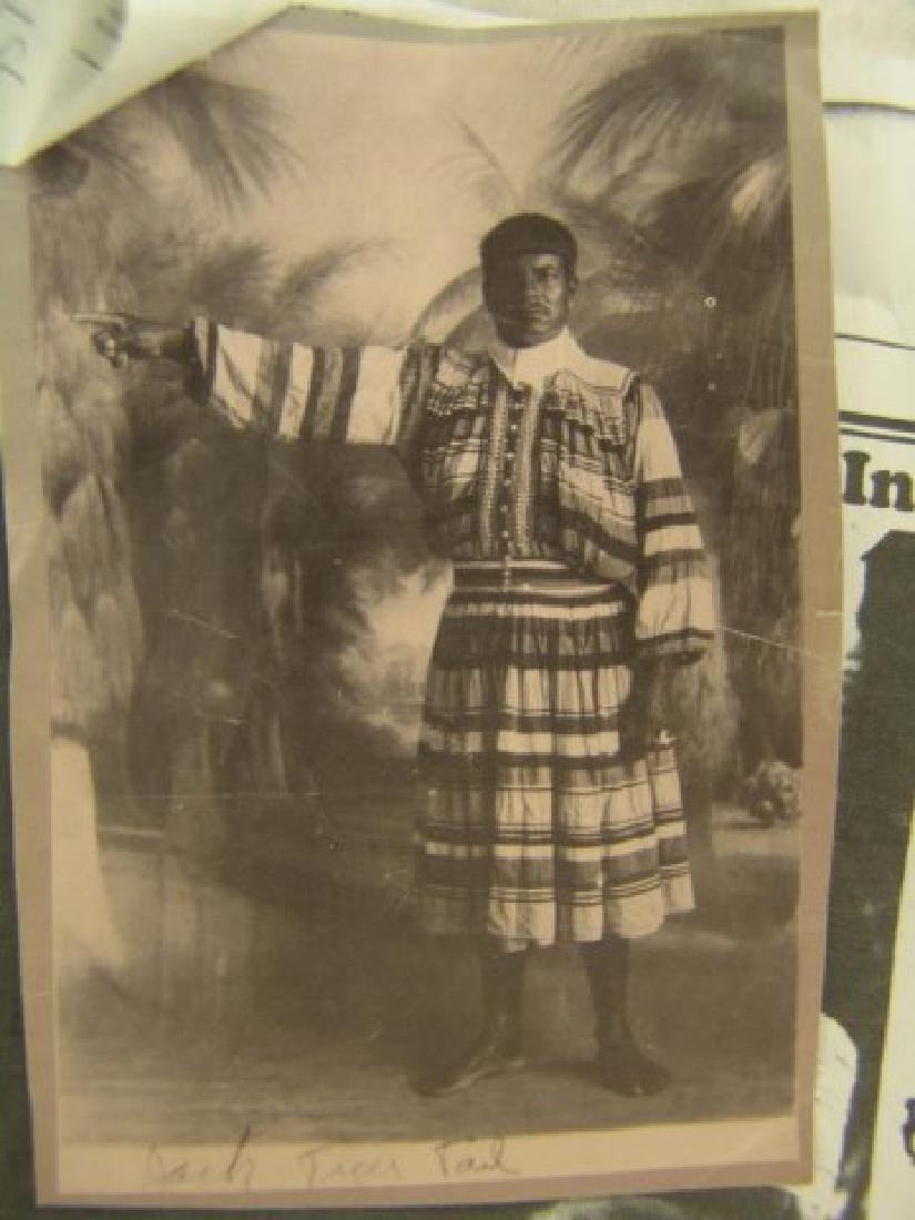 Seminole Male Doll - 9