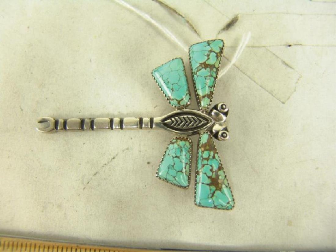 Two Dragonfly Pendants - 4