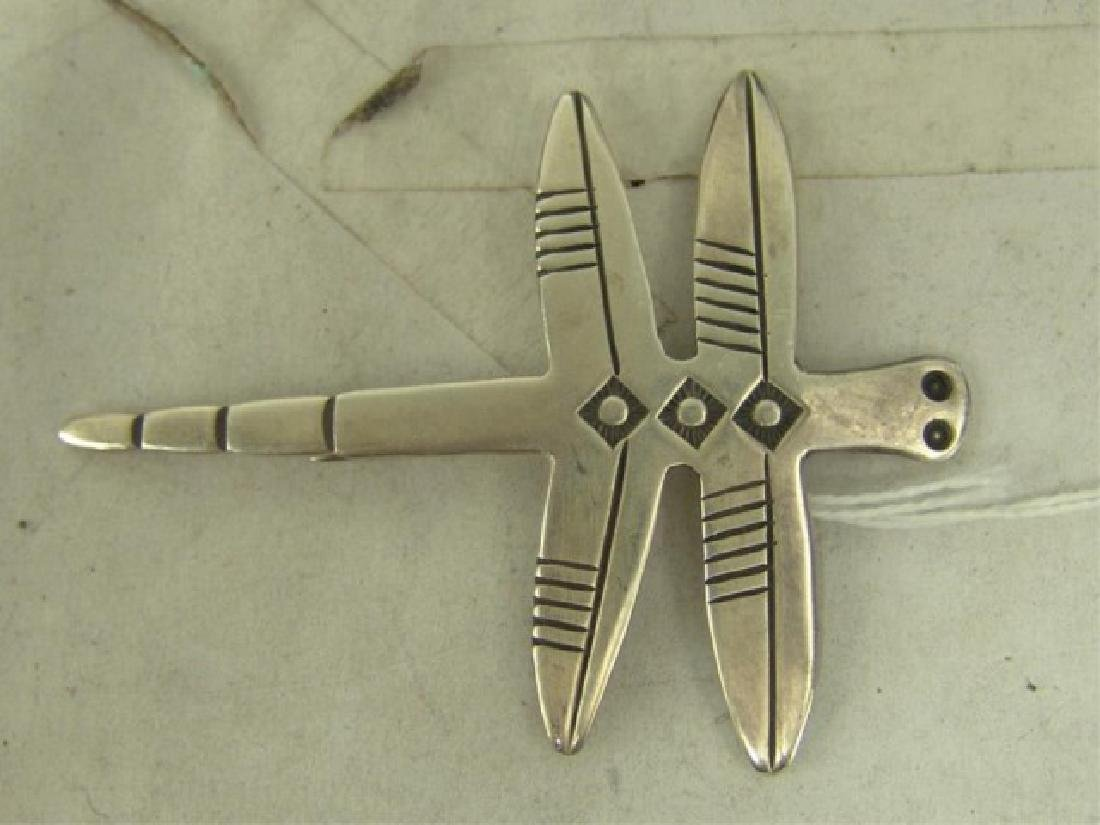 Two Dragonfly Pendants - 8