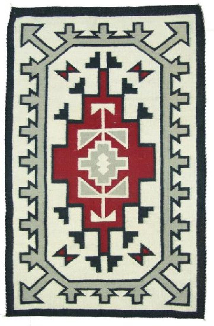 Navajo Rug/Weaving - Lillian Taylor