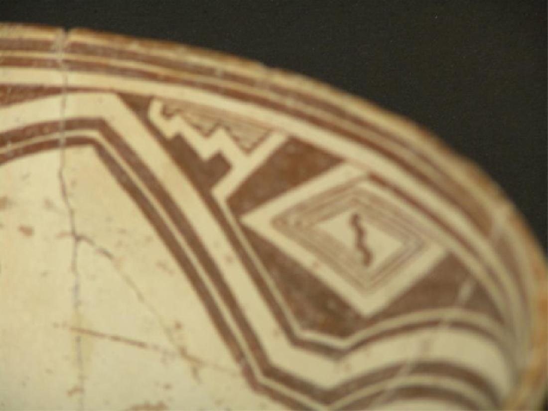 Mimbres Pottery Bowl - 5